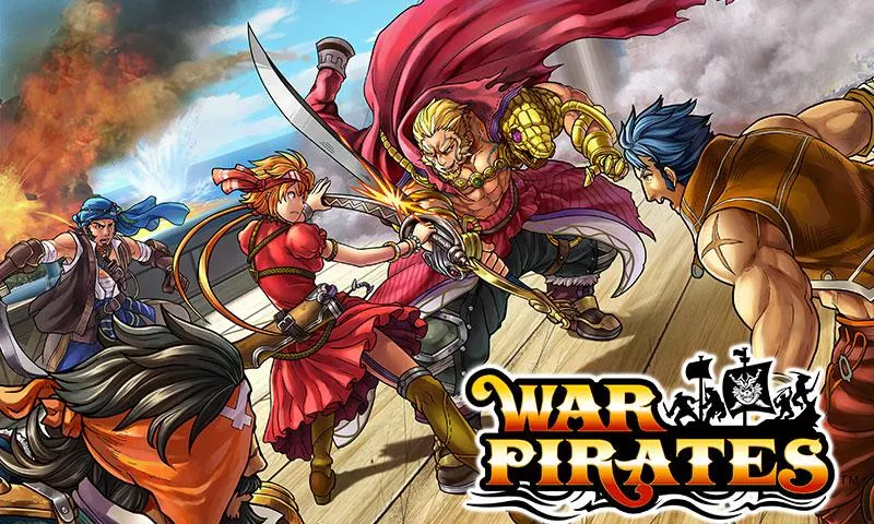 Photo of SEGA releases War Pirates in the west