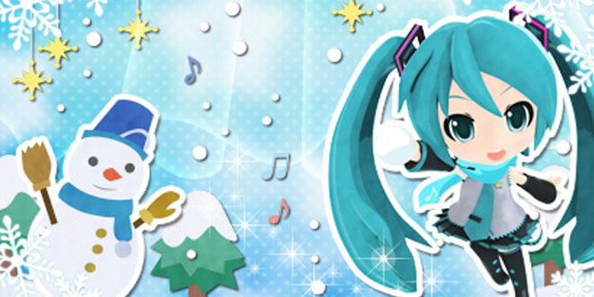 Photo of 3 new Project Mirai DX 3DS themes now available… in Japan