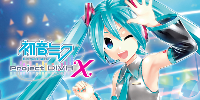 Photo of Project Diva X TV CM and Vita box art cover released