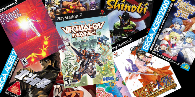 Photo of Tell Sony which SEGA PS2 titles you'll like to see on PS4