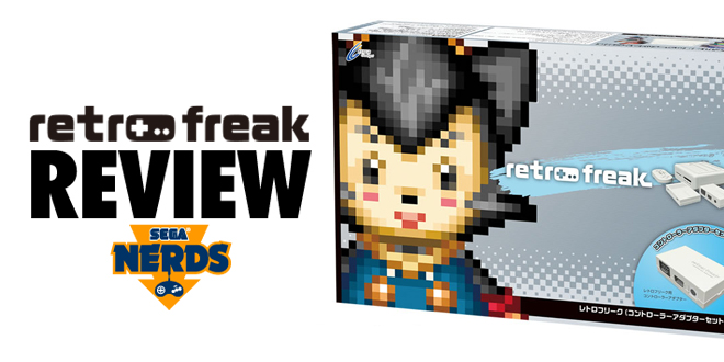 Photo of Review: Cybergadget's Retro Freak Console