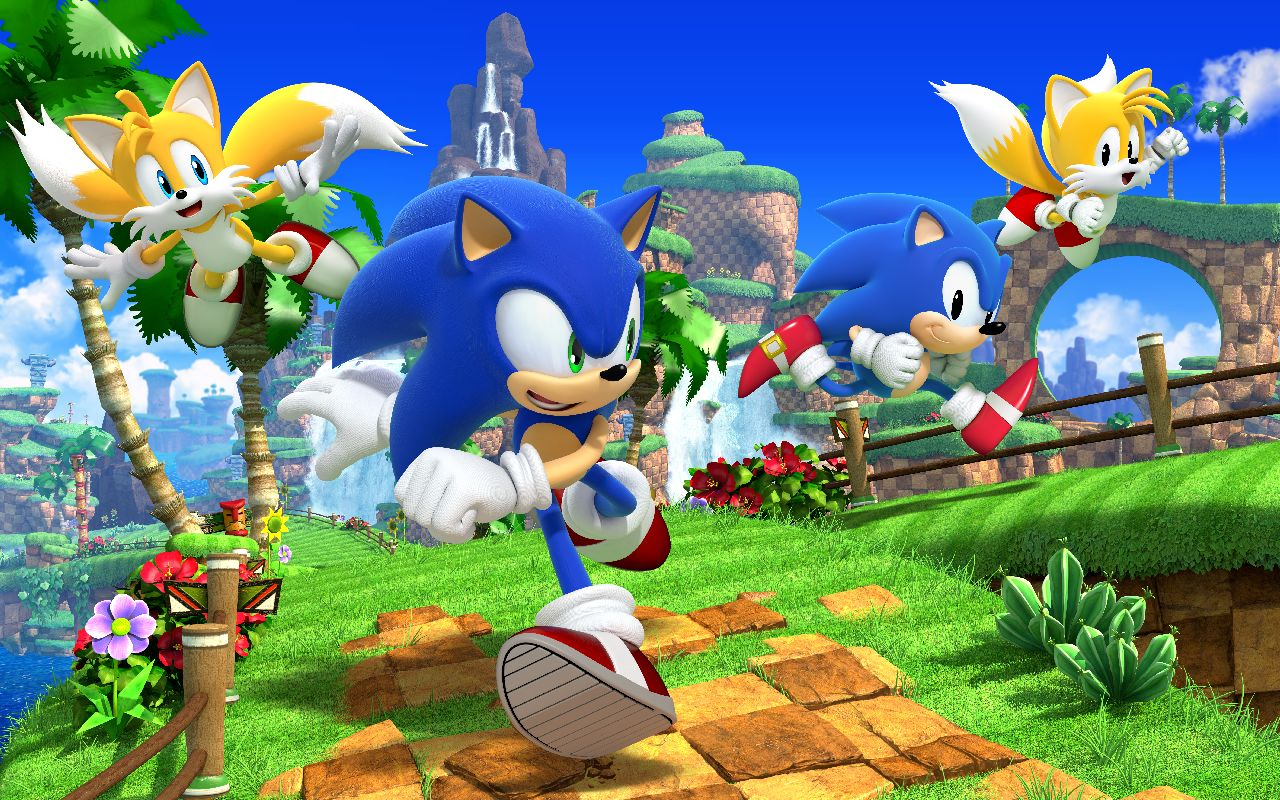 Photo of Sonic Generations is on sale for $7.49 on Steam