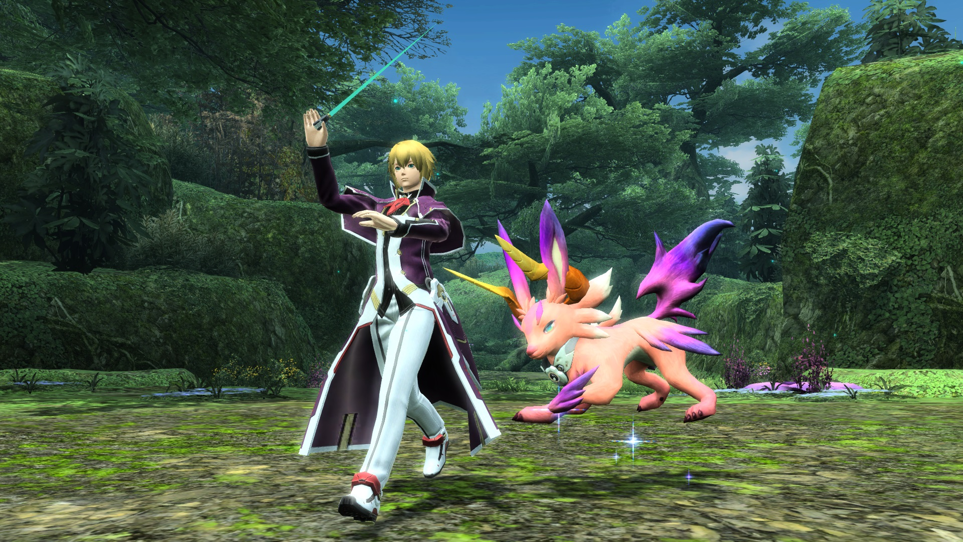 Photo of Here are the latest screenshots and class details for PSO2 Episode 4
