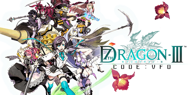 Photo of 7th Dragon III 3DS themes arrive in Japan