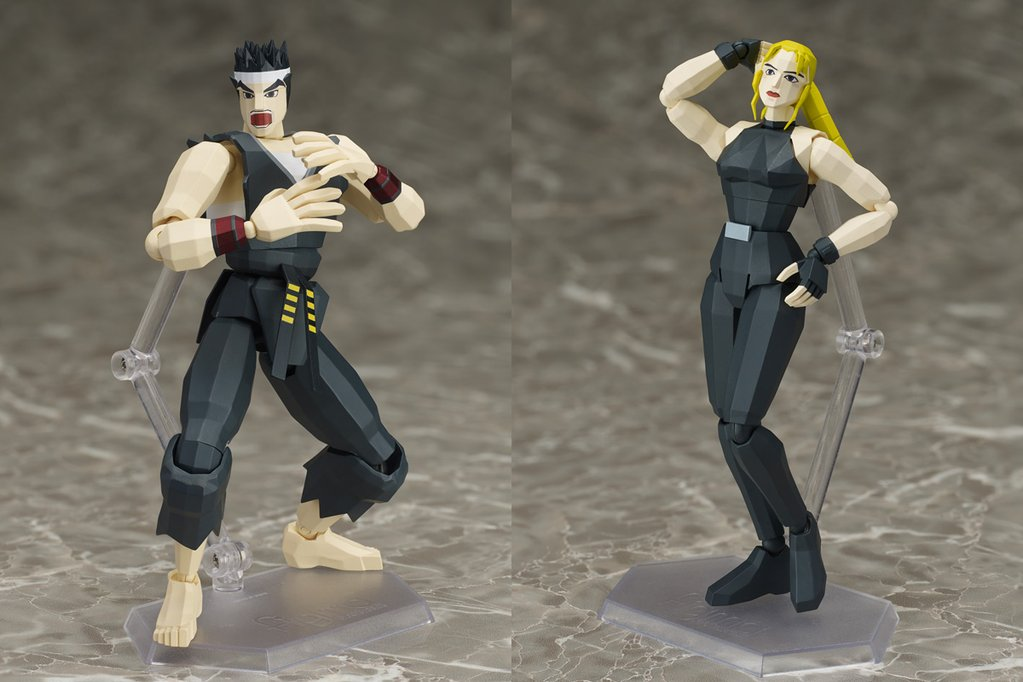 Photo of FREEing is has set a release date for the Virtua Fighter Figmas