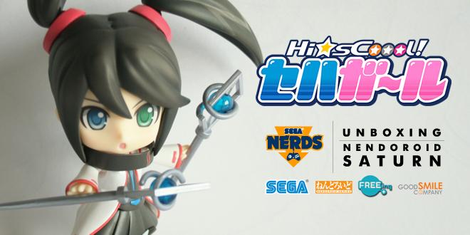 Photo of UNBOXING: Nendoroid Saturn