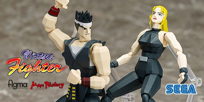 Photo of Max Factory has started Virtua Fighter Figmas pre-orders