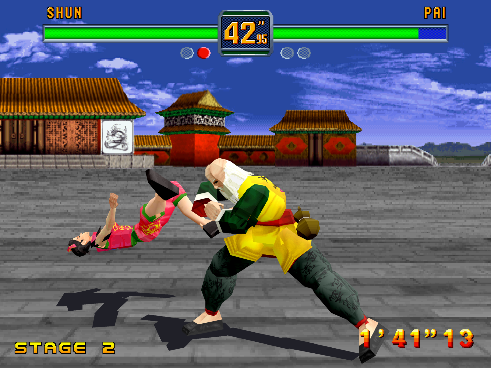 Photo of Check out these amazing screenshots of SEGA Saturn games in 4K resolution
