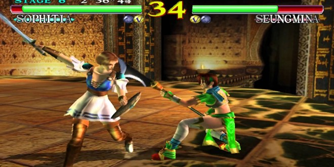 Soulcalibur Is Now Backwards Compatible On Xbox One Sega
