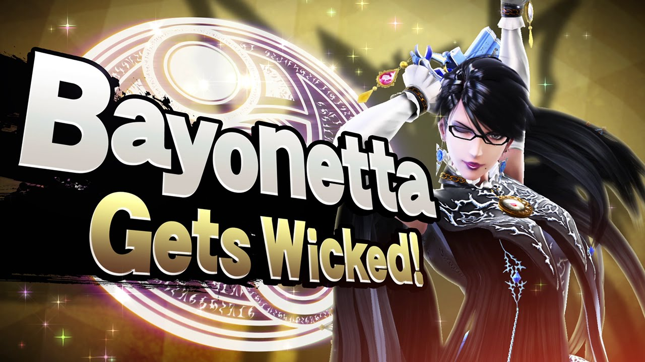 Photo of Bayonetta coming to Super Smash Bros. on Feb. 3