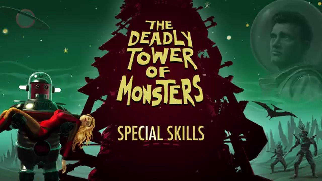 Photo of See the special skills you need to survive The Deadly Tower of Monsters