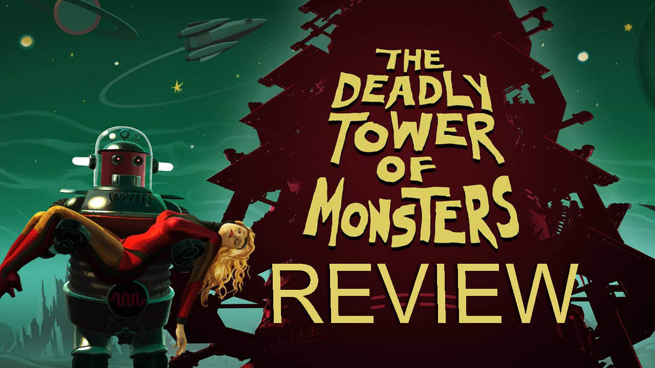 Photo of Review: The Deadly Tower of Monsters