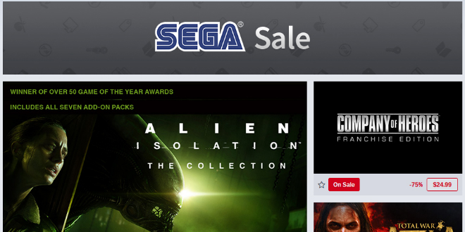 Photo of Get amazing deals in this SEGA Humble Store sale