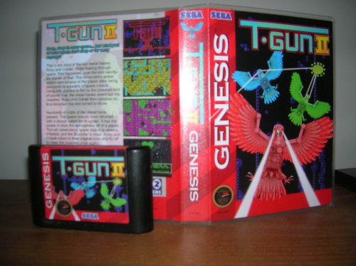 Photo of Genesis shooter TGUN II released for free