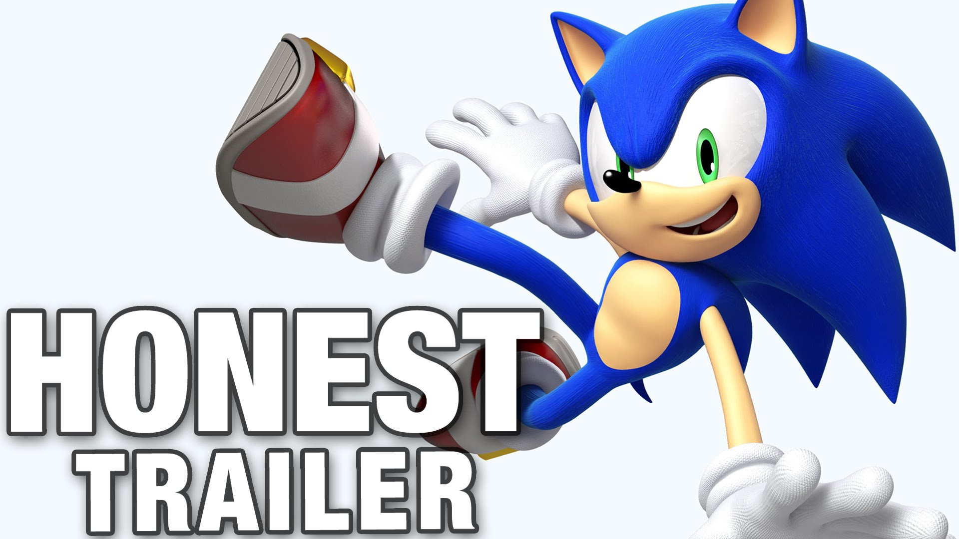 Photo of Sonic the Hedgehog is featured in the latest Honest Game Trailer