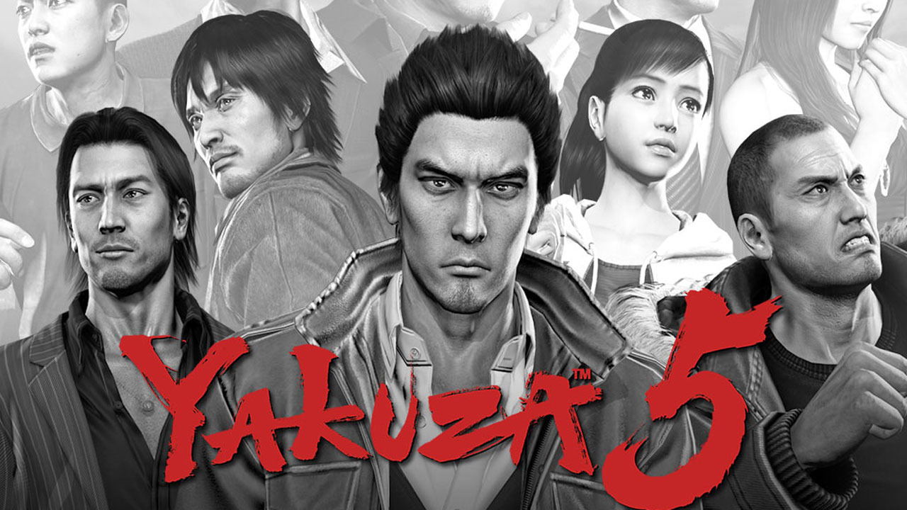 Photo of Yakuza 5 Gets Honored At The PlayStation.Blog Awards