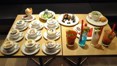 Photo of SEGA and Sweets Paradise opened a Valkyria Chronicles Cafe in Japan