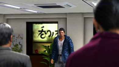 Photo of New Yakuza 6 footage