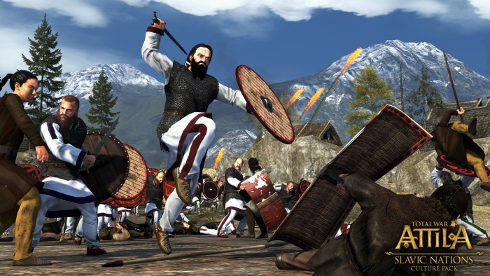 Photo of Total War: ATTILA – Slavic Nations Pack comes out on February 25th