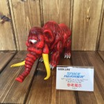 GEEKLIFE SEGA Space Harrier Mammoth sofubi variant