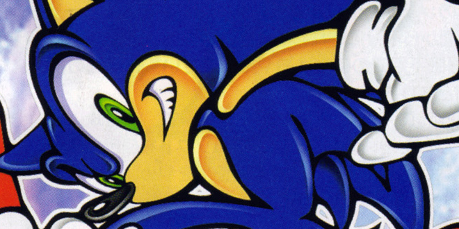 Photo of A fan bought Sonic Adventure's original website and restored it