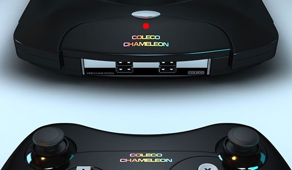 Photo of Interview: Mike Kennedy on the Coleco Chameleon at the NY Toy Fair