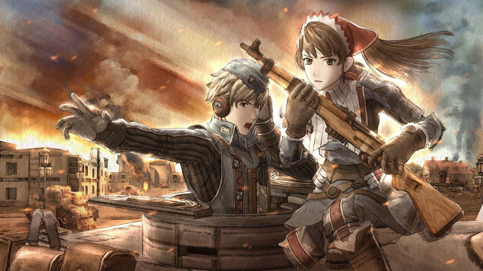 Photo of Polish site reporting a release date for Valkyria Chronicles remaster on PS4