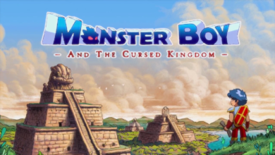 Photo of New screenshots of Monster Boy and the Cursed Kingdom are here!