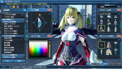 Photo of PSO2 episode 4 Character Creator Beta has started in Japan