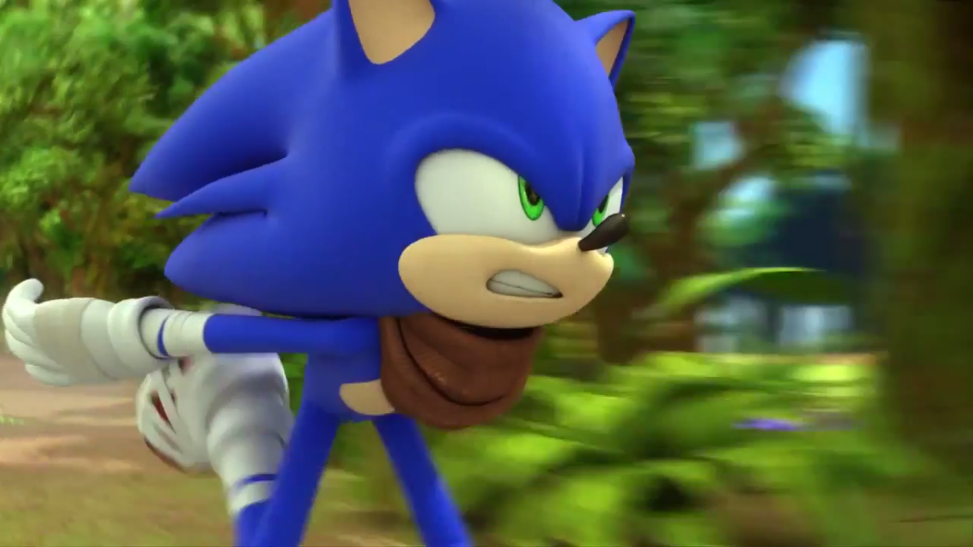 Photo of Sonic Boom: Fire & Ice has been delayed until Fall 2016