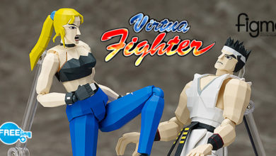 Photo of Virtua Fighter 2P version Figmas preorders have started!