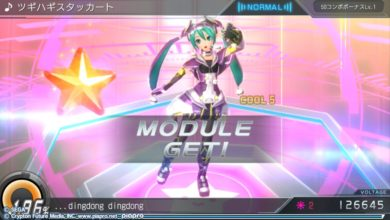 Photo of PSO2 Costume and more in the new Project Diva X screens and video!