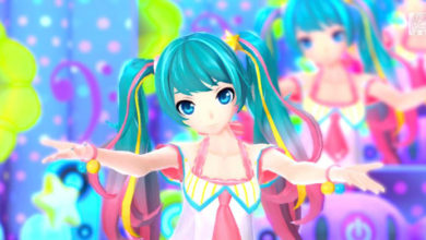 Photo of Hatsune Miku Project Diva X 8th Song featurette