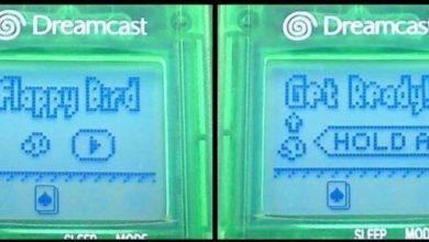 Photo of You can now play Flappy Bird on the Dreamcast VMU