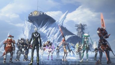 Photo of PSO2's 5th Opening Movie