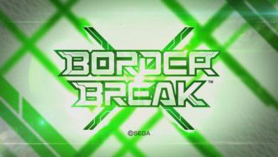 Photo of SEGA announces new Border Break title