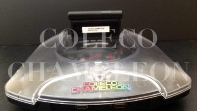 Photo of Coleco Chameleon discussion with Eli from Piko Interactive