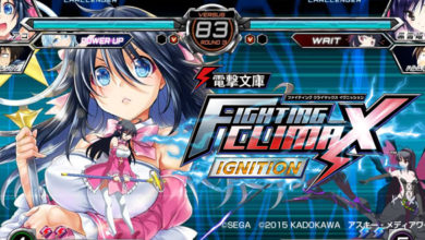 Photo of Dengeki Bunko releases new Fighting Climax: Ignition characters DLC footage