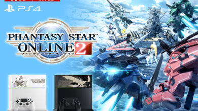 Photo of Sony to release PS4 PSO2 limited edition consoles