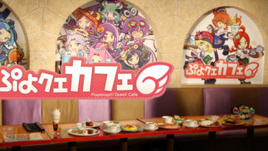Photo of GALLERY: Puyo Puyo Cafe is back in Japan to celebrate the series 25th Anniversary