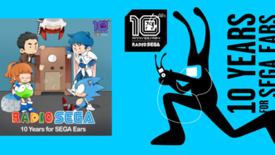 Photo of RadioSEGA celebrates 10 years releasing Anniversary album!
