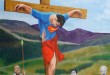 retro_review_death_and_return_of_superman_banner_crucified
