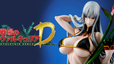 Photo of Everlasting Summer Selvaria figure preorders have started
