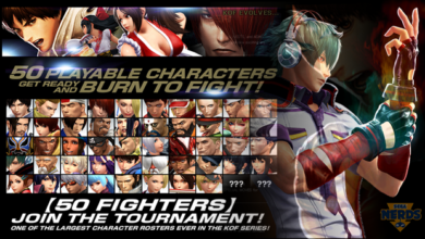 Photo of Dust off your fighting pads! King of Fighters XIV release date and full character roster revealed
