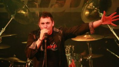 Photo of Johnny Gioeli's solo album project is at 95% of its goal