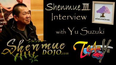 Photo of Yu Suzuki's latest interview discusses Shenmue III's Character Perspective System, soundtrack, and more