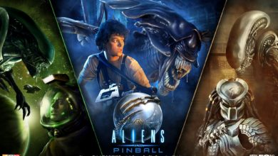 Photo of Aliens Vs. Pinball to include Alien: Isolation table