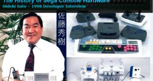Hideki Sato interview