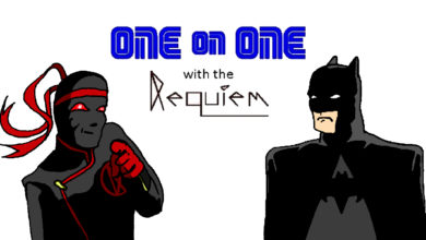 Photo of One on One with The Requiem: Superman's Sidekick