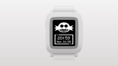 Photo of Check out this Eggman Watchface for the Pebble smart watch